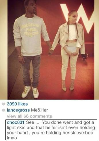 14 Even Funnier And Disrespectful Instagram Comments Part 2 - NoWayGirl