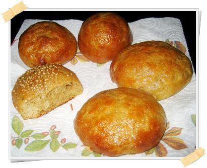 Panini di seitan Dukan: ricetta per la fase di crociera - http://www.lamiadietadukan.com/ricetta-pane-dukan-glutine-seitan/  #dukan #dietadukan #ricette