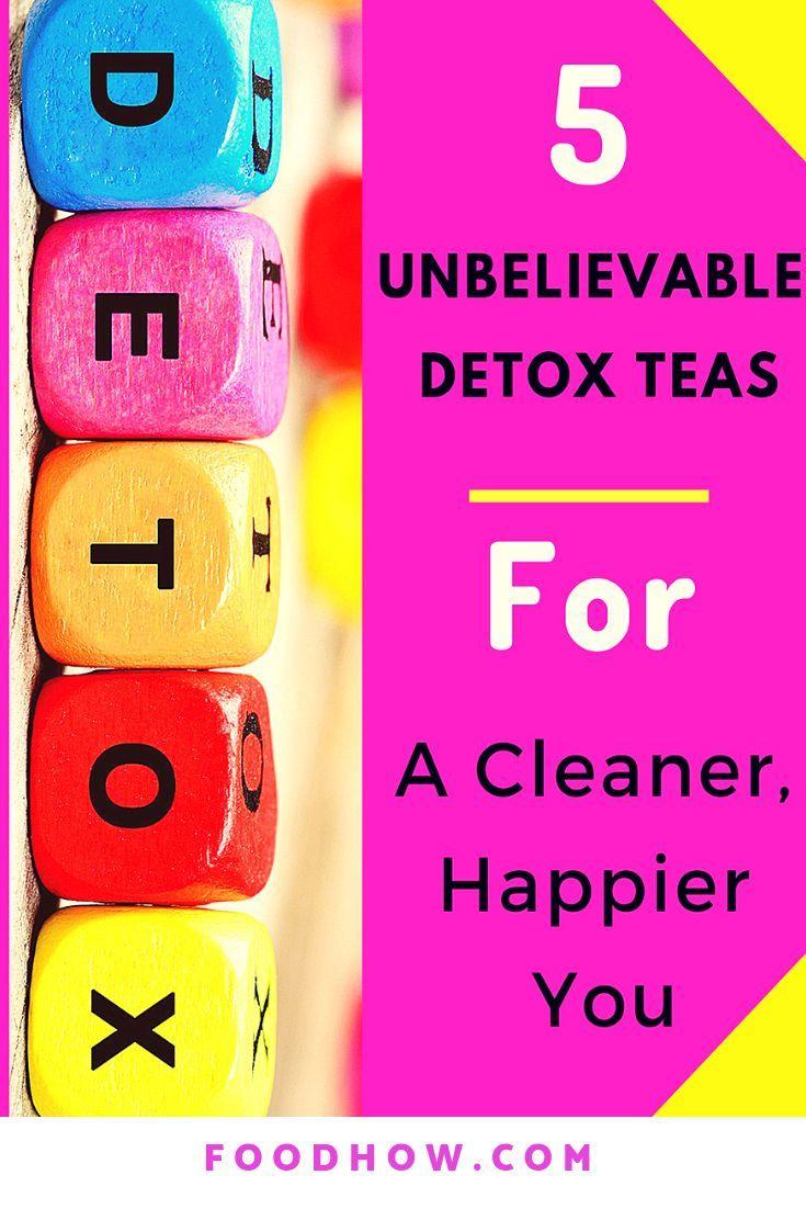 5 beste Tees zur Entgiftung und Reinigung. Ich denke, jede Frau weiß wie …   – detox toxins