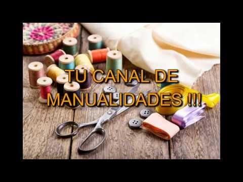 TUTORIAL ALFILETERO DE MANO - YouTube