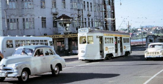 Brisbane Trams became part of history when they ceased on 13 April, 1969.  Oh what fun, rattling along on a tram!
