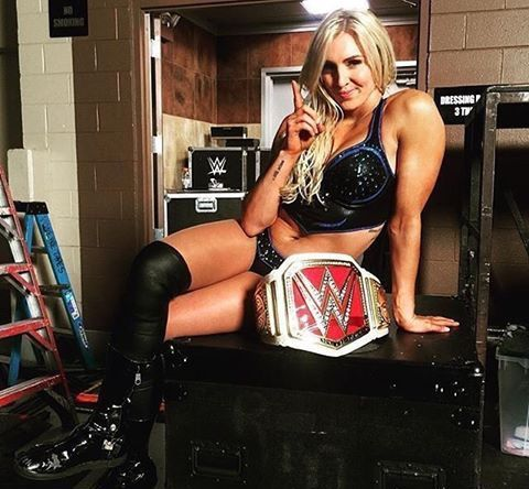 2016 PWI Top Women's Wrestler of the World Charlotte Flair