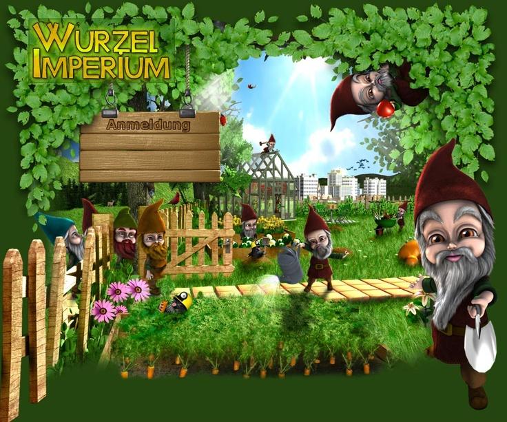 Kostenlose Browsergames # Wurzelimperium ist wohl der Klassiker unter den Browsergames, den man als richtiger Browsergames unbedingt gespielt haben muss! In Browserspiel Wurzelimperium kann jeder online sein ganz persönliches Gartenparadies erschaffen und somit zum besten Online-Gärtner aller zeiten werden! Wenn du gerne Browsergames spielst und dieses Spiel noch nicht kennst, dann probiere es unbedingt einmal aus! Hier kannst du mehr über das Spiel erfahren: http://www.wurzelimperium.de/