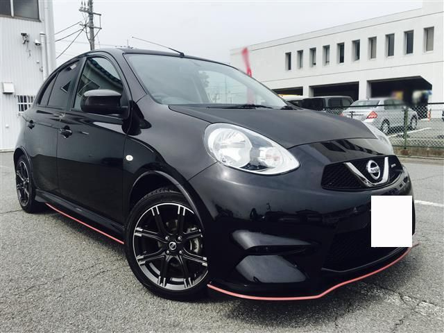 Buy Now good condition Nissan March for sale from Japan !! Check prices here: http://www.japanesecartrade.com/make-model/nissan-2-march-268.html #Nissan #March #JapanUsedCars