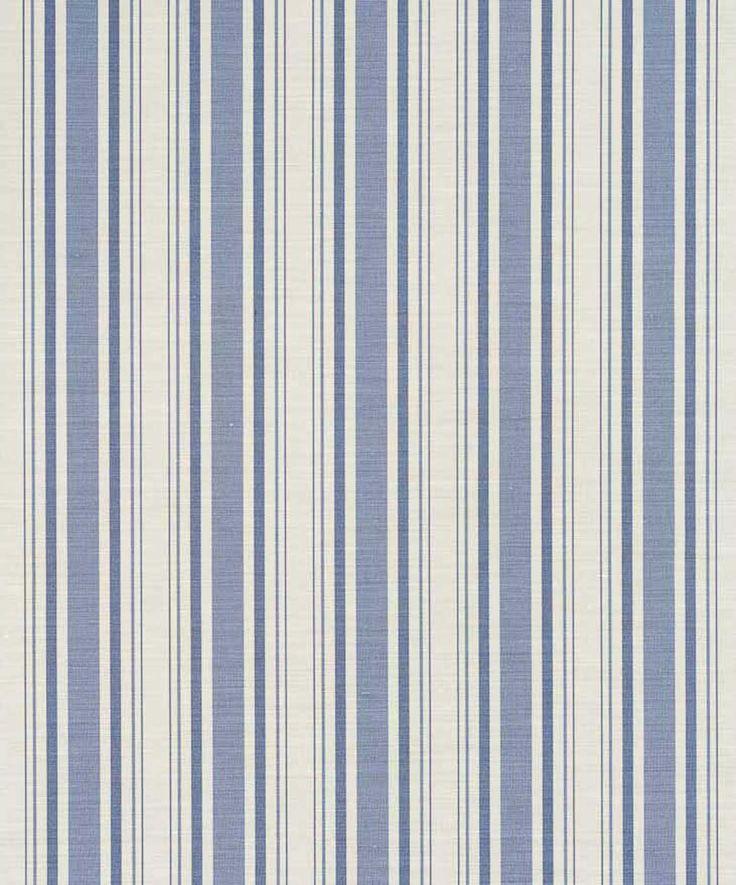 Bennison plain stripe