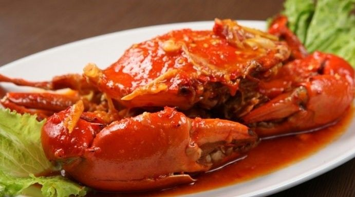 Cara Membuat Kepiting Saus Tiram Pedas Spesial Kepiting Makanan Saus Tiram