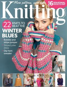 Knitting Magazine 2014 - 紫苏 - 紫苏的博客