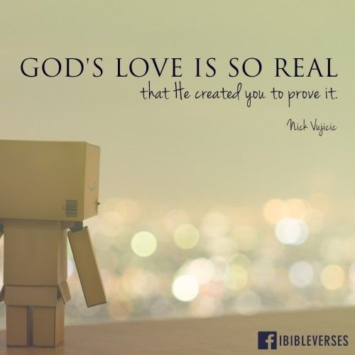 God's Love Quotes Enchanting 15 Best God's Love Images On Pinterest  Jesus Christ Savior And