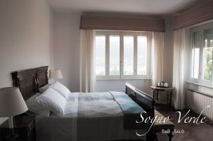 Enjoy the spectacular view from our master bedroom.