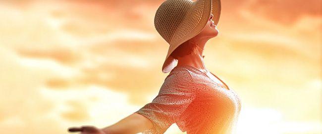 Il sole, è come l'alcool: troppo, è dannoso, ma a piccole dosi è un toccasana per la nostra salute e per il nostro umore. E allora, come farsene un alleato?
