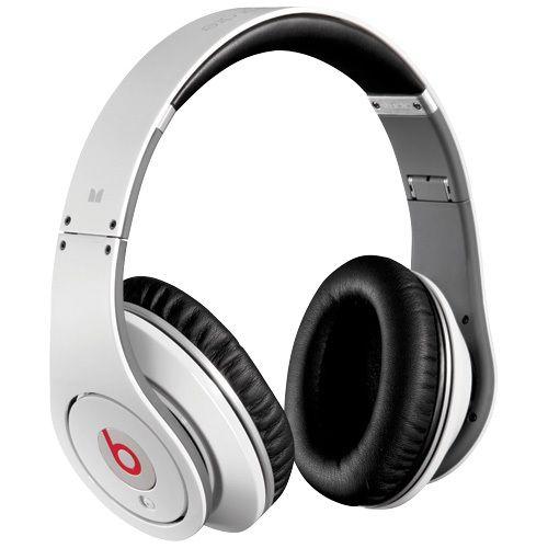 Beats Studio by Dr Dre High-Definition Headphones - White  #BBYSciencessociales