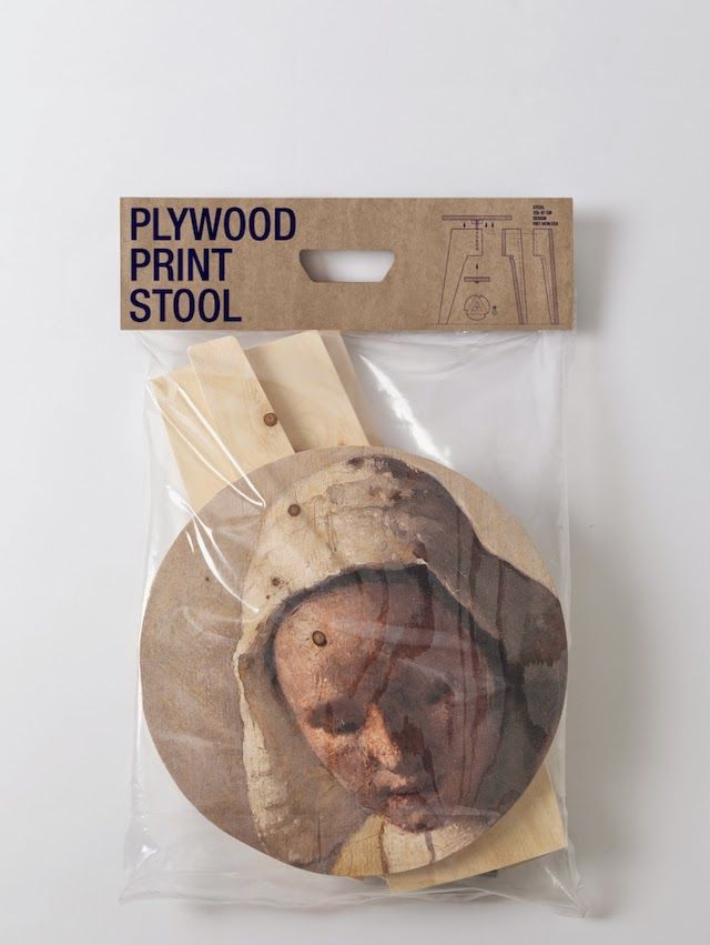 C-More |design + interieur + trends + prognose + concept + advies + ontwerp + cursus + workshops : Plywood Print Stool | Piet Hein Eek | Rijksmuseum Amsterdam | where the Dutch Masters meet Dutch Design