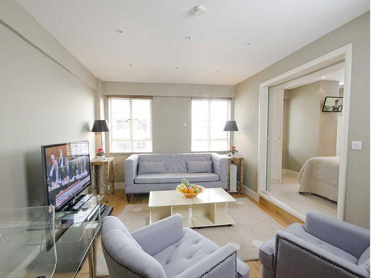 Chelsea Vacation Rentals | short term rental london | London self catering accommodation Studio Rentals, London: Comfortable Superior Studio Rental in Chelsea