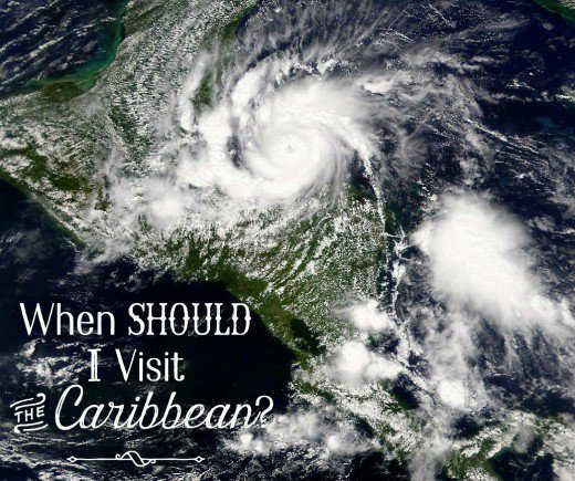 Average Caribbean Weather:  Best and Worst Times to Go