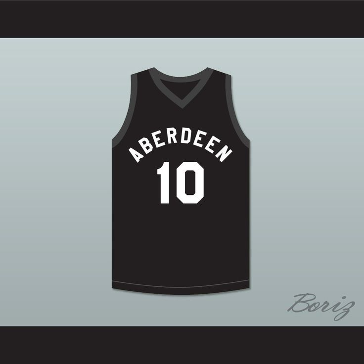 "Allen Iverson 10 Aberdeen Elementary School Black Basketball Jersey. STITCH SEWN GRAPHICS  CUSTOM BACK NAME CUSTOM BACK NUMBER ALL SIZES AVAILABLE SHIPPING TIME 3-5 WEEKS WITH ONLINE TRACKING NUMBER Be sure to compare your measurements with a jersey that already fits you. Please consider ordering a larger size, if you prefer a loose fit. HOW TO CALCULATE CHEST SIZE: Width of your Chest plus Width of your Back plus 4 to 6 inches to account for space for a loose fit. Example: 18"" wide chest…"