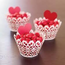 Dulces de San Valentin para decoración