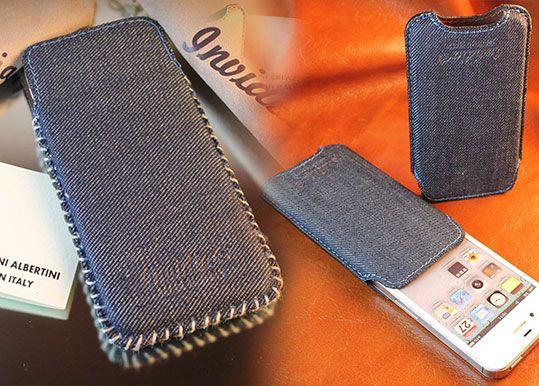 Il tanto amato jeans da decenni è una costante nella moda. Invidia Store si è lasciata influenzare dal denim e vi hacreato delle fantastiche custodie per iPhone 4/4s e iPhone 5/5s. Custodie alla moda, con tema rock e d'ispirazione biker, disponibili in due tonalità di indaco per vestire il vostro [...]