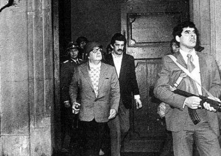 Salvador Allende september 11. 1973