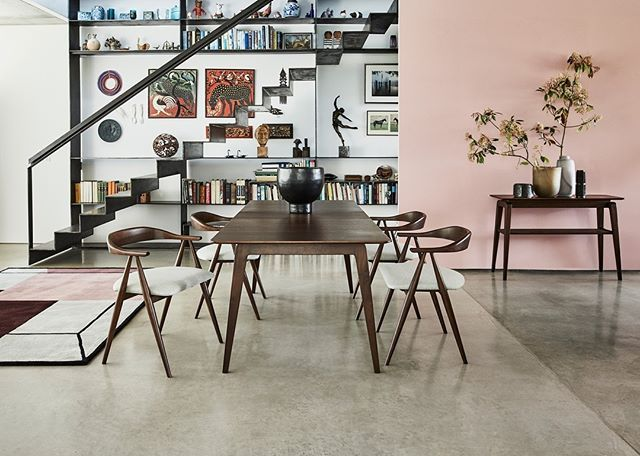 Beauty Simplicity And Functionality Were Core Values Of The Nordic Design Movement Of The Mid 20th Ercol Scandinavian Furniture Design Extendable Dining Table
