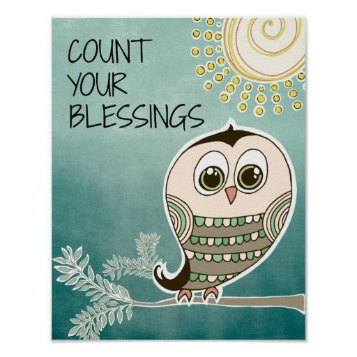 Quotes About Counting Your Blessings: 59 Best Images About I Heart Owls On Pinterest