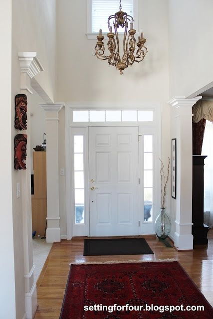 Foyer Door Trim : Best images about foyer on pinterest foyers metal