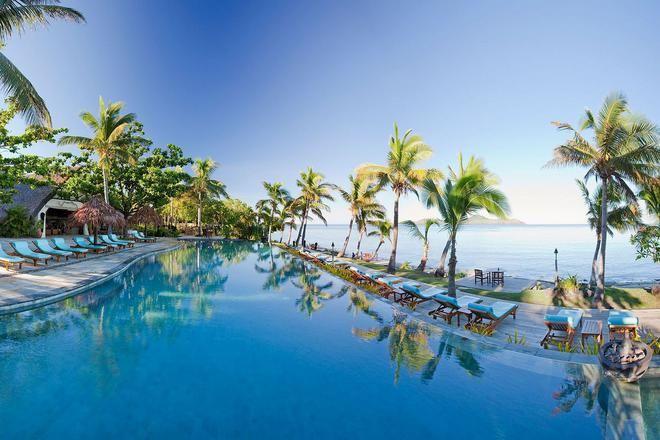 <p>#16 Tokoriki Island resort, νησιά Φίτζι</p>
