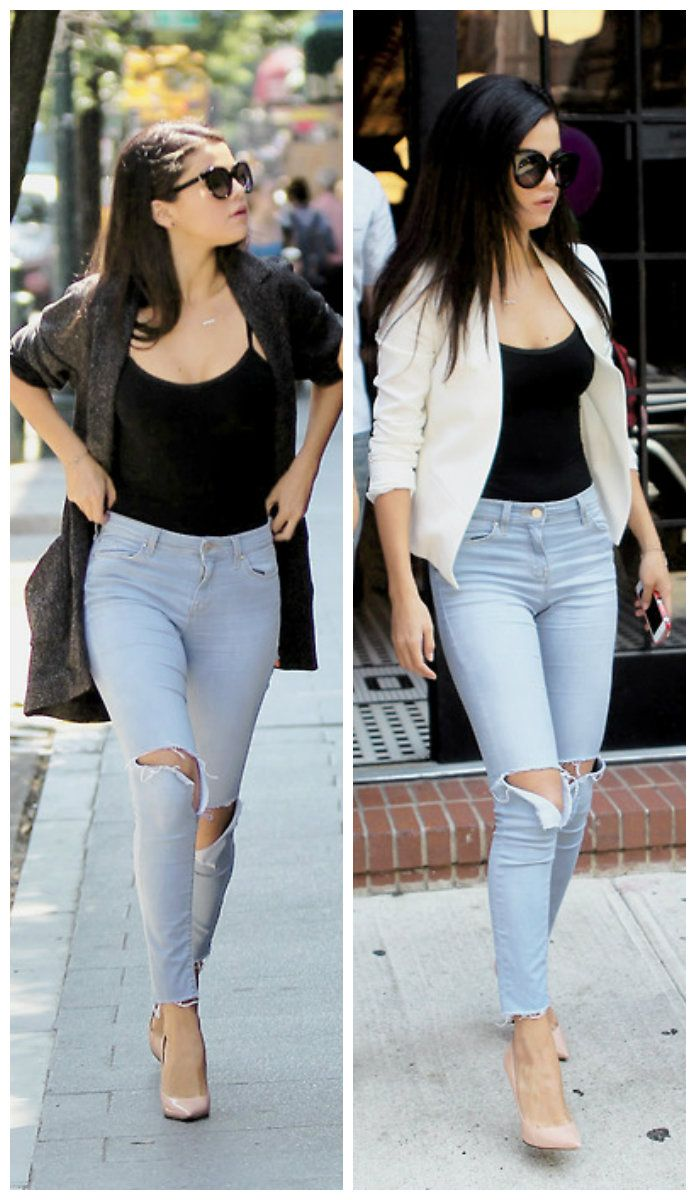 superb outfit casual selena gomez 11