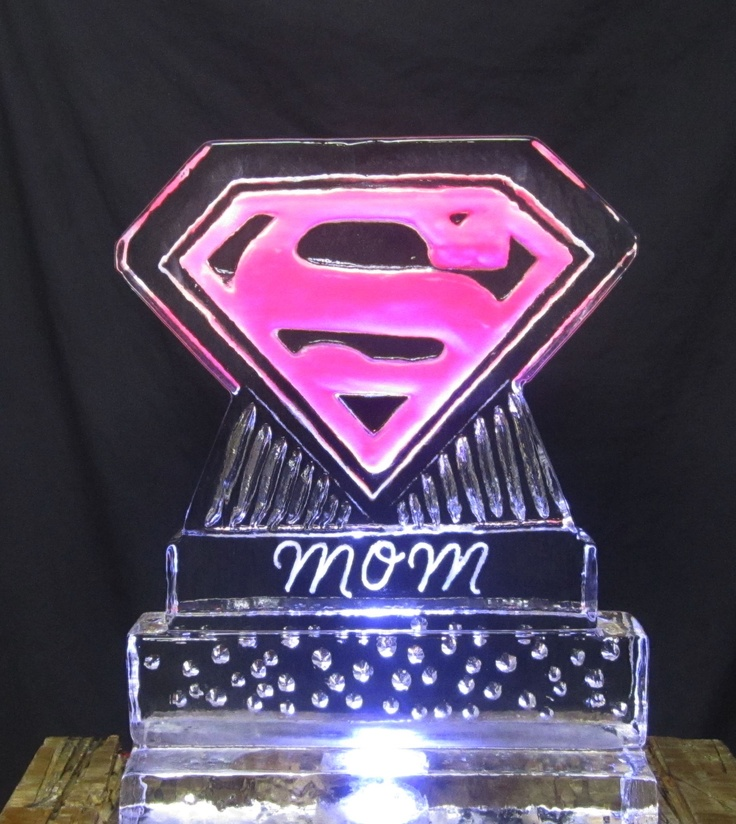Super Mom: Ice Sculptures