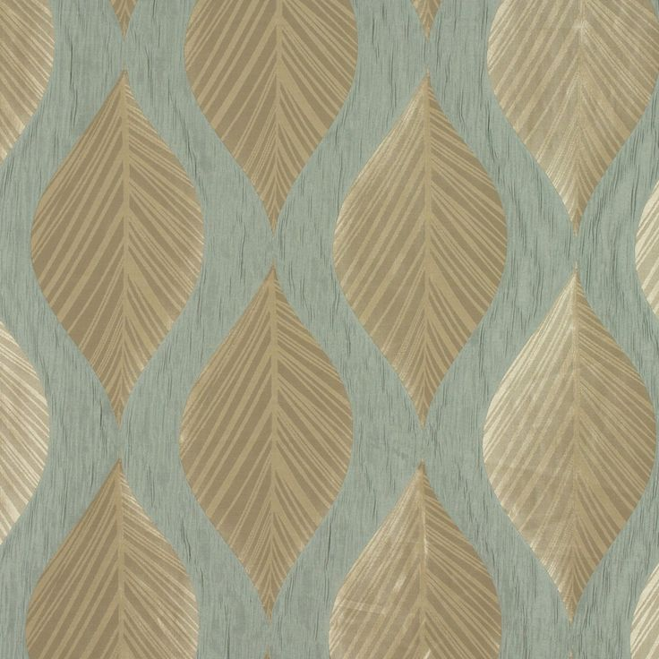 Botinia Duck Egg Curtain Fabric By Ashley Wilde Curtain