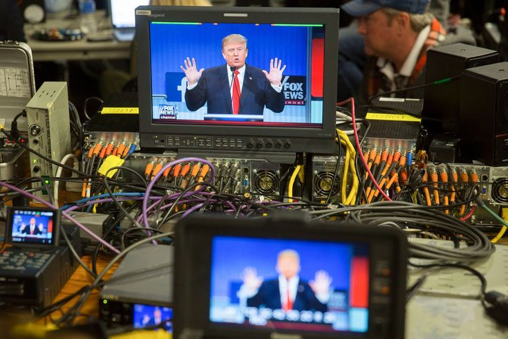 Trump Hacked the Media Right Before Our Eyes