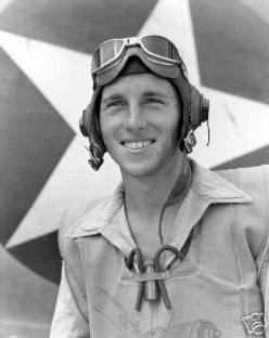"Robert ""Bob"" McClurg USN WW II ACE. http://www.findagrave.com/cgi-bin/fg.cgi?page=gr=40782359"