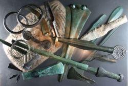 Schätze der Bronzezeit, Ausstellung im Johann-Friedrich-Danneil-Museum in Salzwedel #archaeology #museum