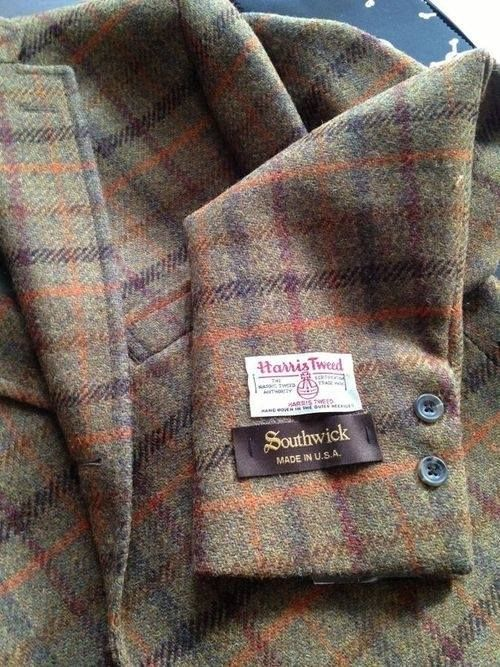 Southwick tweed