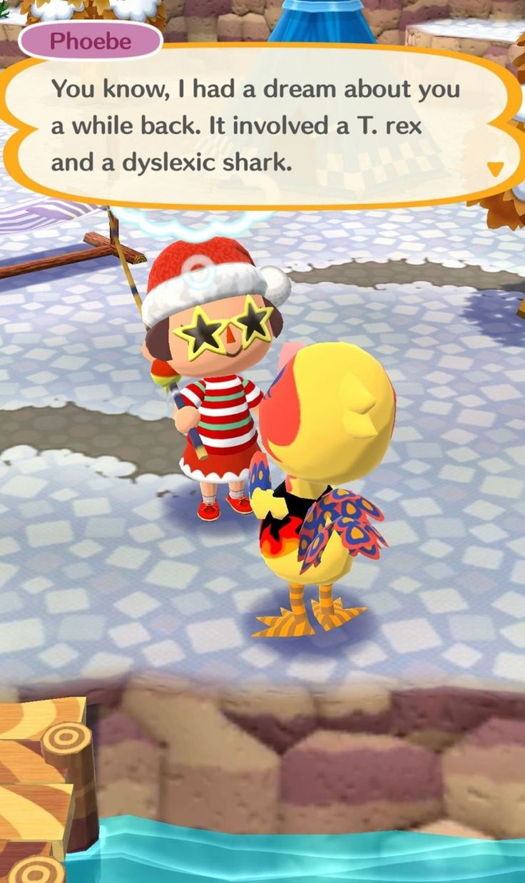 Extremely me!!! Download Animal Crossing: Pocket Camp on Google Play to play Animal Crossing on the go.