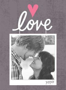 Stuur je dierbare een lieve fotokaart! #Hallmark #HallmarkNL #liefde #love #wenskaart #fotokaart