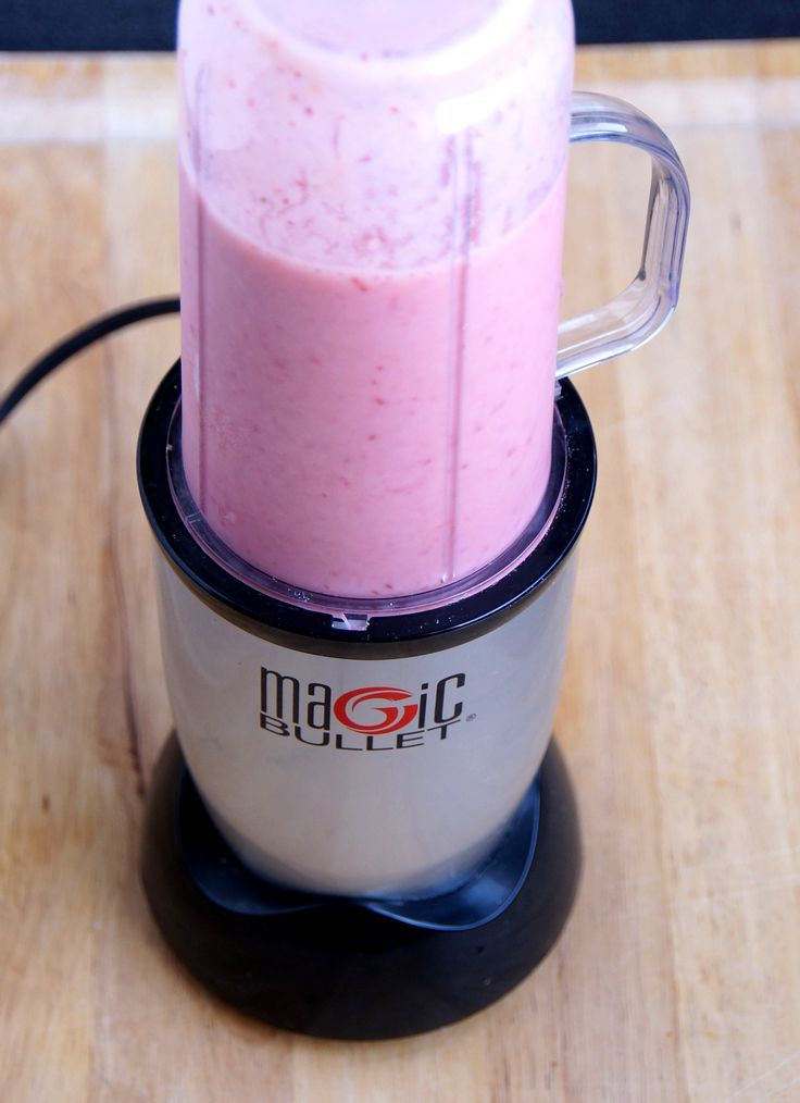 Strawberry Pineapple Magic Bullet Recipe