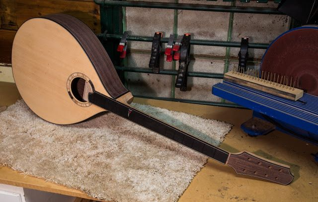 Wood With Strings: Irish Bouzouki - The Parts Become a Whole