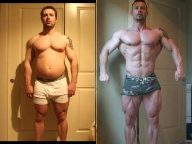 image Muscle growth formula makes me grow and grow
