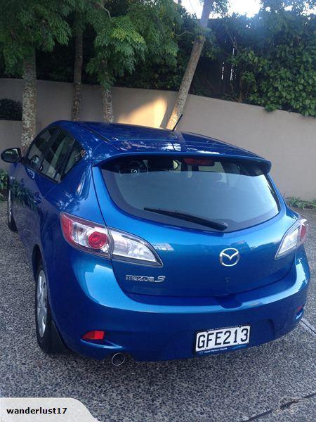 Mazda 3 Glx 2012 | Trade Me