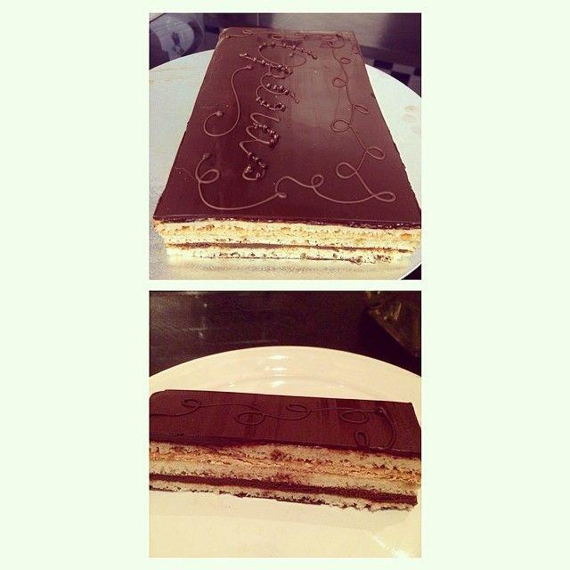 Opéra Cake
