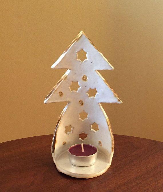 Luminary - Majestic Tree Candle Holder