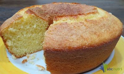 ABCNUTRI: Tarta de limon pera naranja y (gluten pecado, syn lactosa)