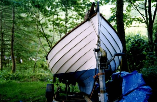 Shetland Sailing Skiff | Sail and oar. voile-aviron | Pinterest