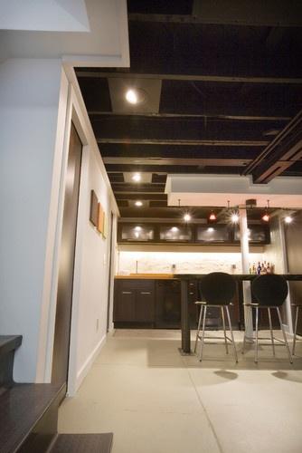 Basement Renovation Design Enchanting Decorating Design