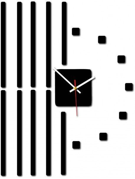 Stílusos 3D falióra - JATT Cikkszám:  X0034-Desing wall clock Feltétel:  Új termék  Termék elérhetőség:  In Stock  Eljött az idő a változásra! Díszítő karóra újraéleszteni bármilyen belső, jelölje ki a báj és a stílus a helyet. Az meleget a házba az új órát. Fali órák plexiből egy csodálatos díszítés a belső tér.