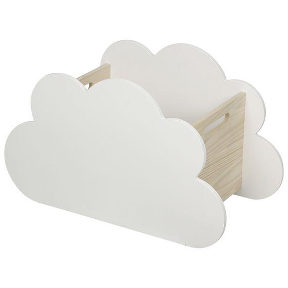 baú em form de nuvem - Anjo Baú