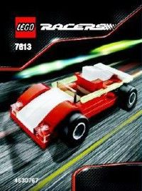 Lego Racers, Track Racer Instructions