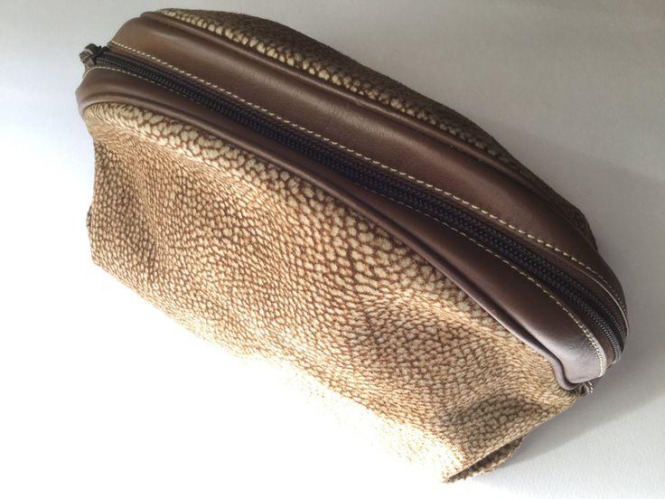 Vintage Sexy Bag Pochette Borbonese Redwall - Borsa vintage Sexy Bag Pochette di Borbonese Redwall di Quieora su Etsy