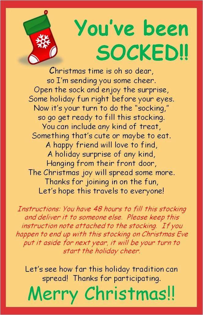 25+ unique Christmas gift exchange poem ideas on Pinterest ...