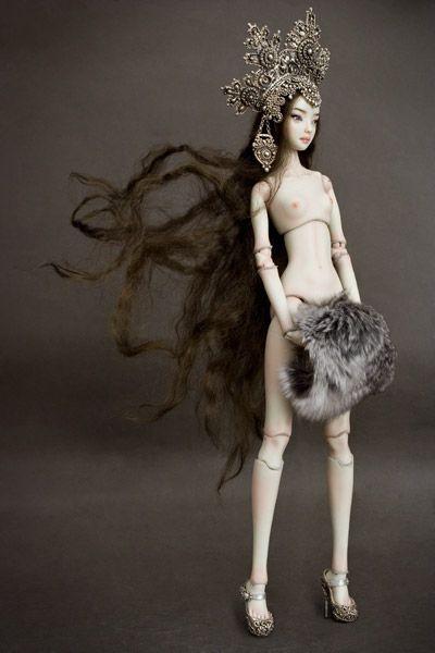 Elena the Beautiful by Marina Bychkova